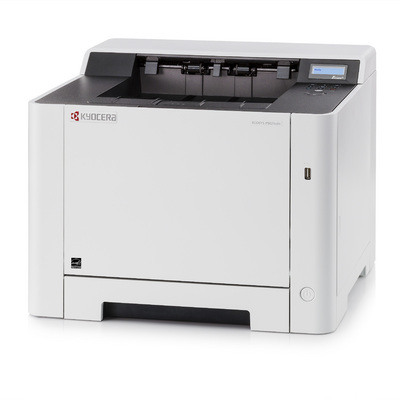 Kyocera Ecosys P5021CDN Colour duplex and network laser printer - Refurbished