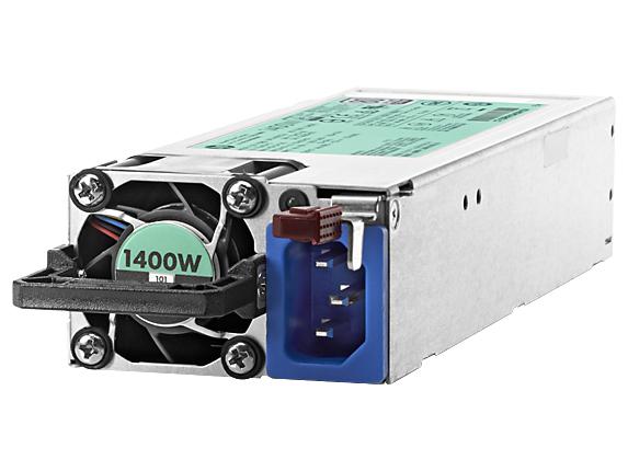 Hewlett Packard Enterprise Hpe Platinum Plus - Power Supply - Hot-plug / Redundant (plug-in Module) - Flex Slot - 80 Plus Platinum - Ac 200-240 V - 1400 Watt - 1583 Va 720620-b21 - xep01