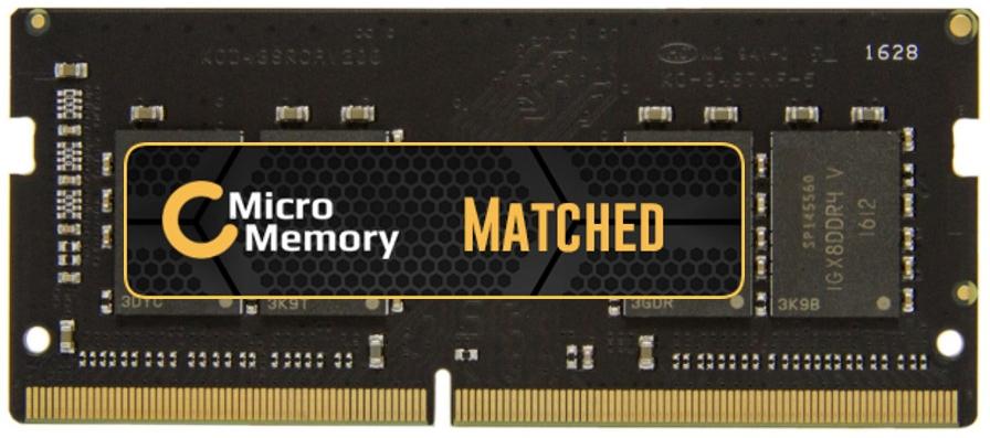 MicroMemory 8GB DDR4 1x8GB SO-DIMM memory module MMH9766/8GB - eet01
