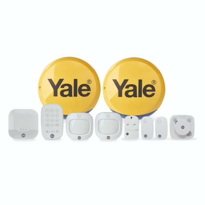 SYNC SMART HOME ALARM FULL CONTROL KIT IA-340 - C2000