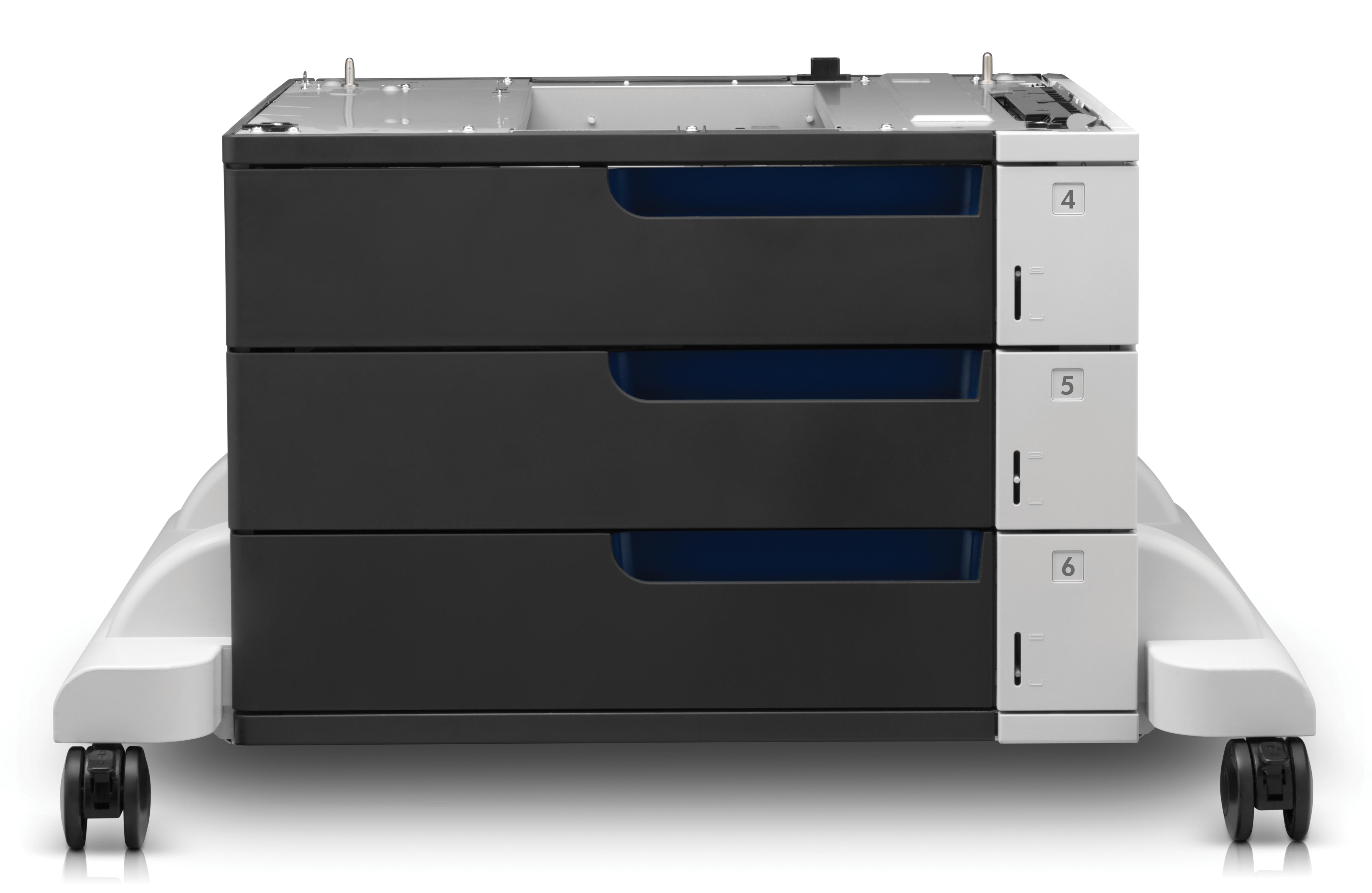 Hp Hp Laserjet 3x500 Sheet Tray W/stand - C1n63a - xep01