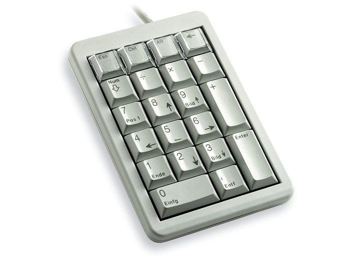 cherry Cherry G84 4700 Wired Numeric Keypad G84-4700lucus-0 - AD01