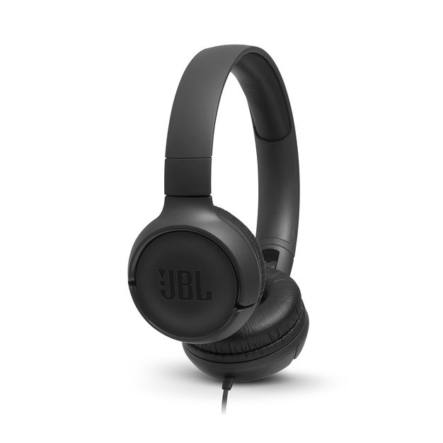 Jblt500blk harman Tune 500 Wired Headset Black - NA01