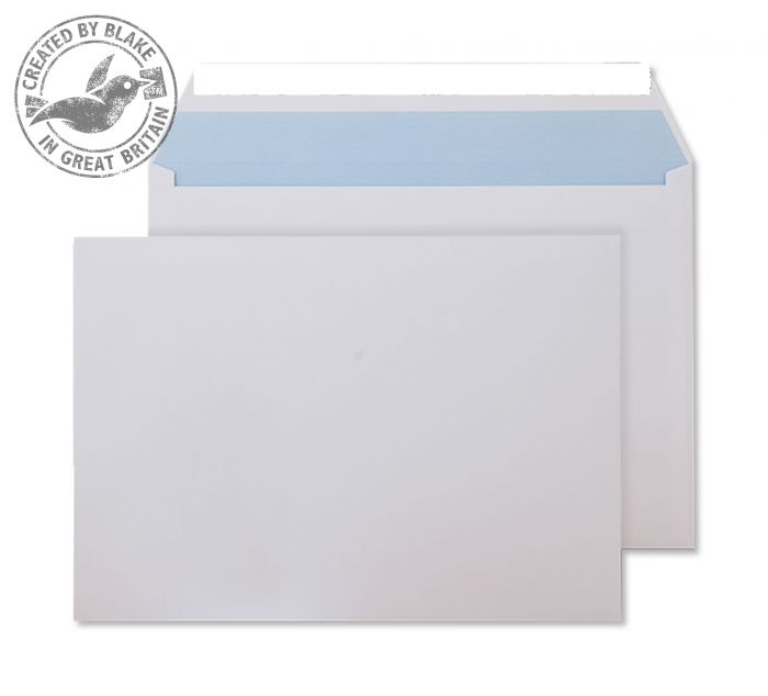 24882PS Blake Purely Everyday Bright White Peel & Seal Wallet 114X162mm 120Gm2 Pack 500 Code 24882Ps 3P- 24882PS