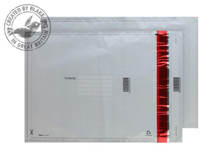 SE920/20 Blake Purely Packaging White Polythene Pocket 320X240mm 70Mu Pack 20 Code Se920/20 3P- SE920/20