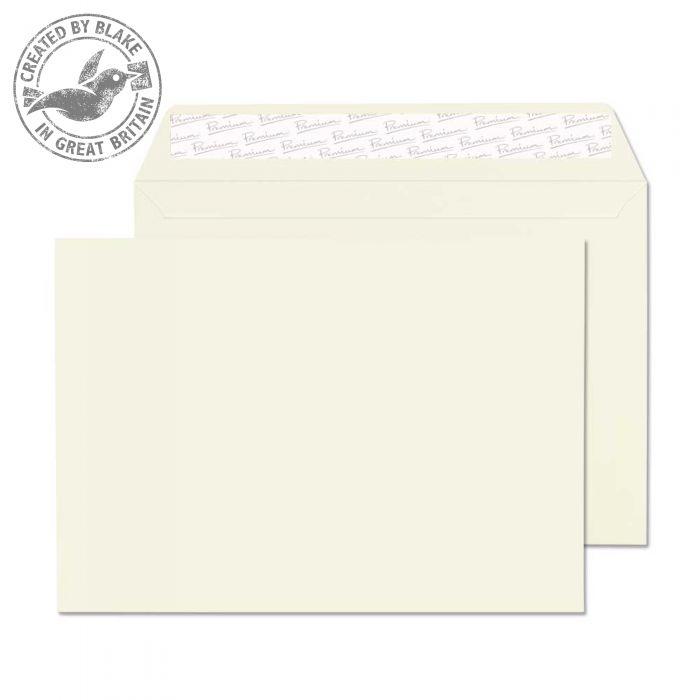 71707 Blake Premium Business Oyster Wove Peel & Seal Wallet 162X229mm 120Gm2 Pack 500 Code 71707 3P- 71707