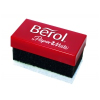 S0377280 Berol Dry Wipe Board Mini Erasers Pack of 30 3P- S0377280
