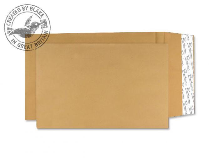 AG0025 Blake Premium Avant Garde Cream Manilla P&S Gusset Pocket 229X162X25 130G Pk125 Code Ag0025 3P- AG0025