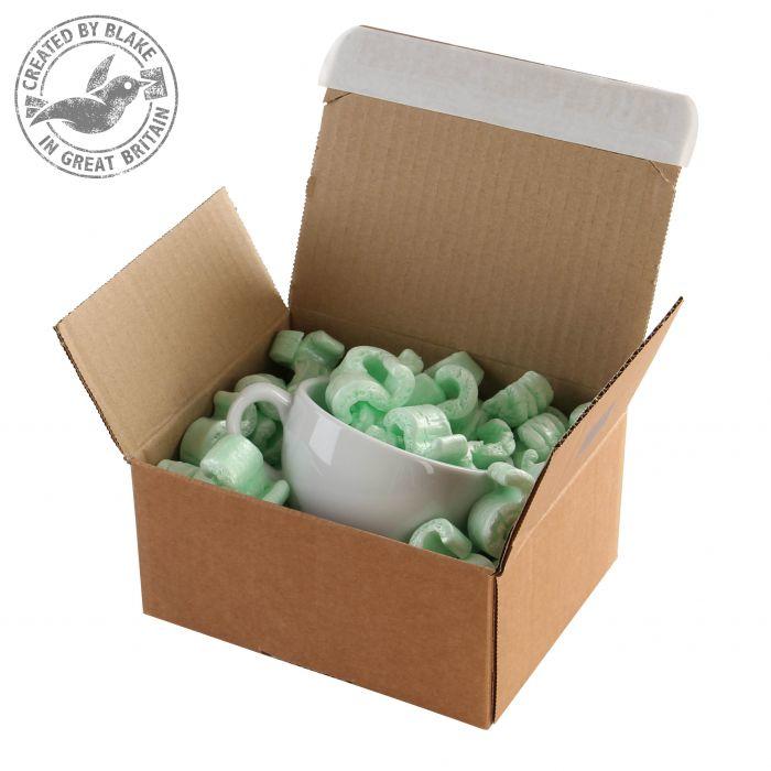 PEB20 Blake Purely Packaging Kraft Peel & Seal Postal Box 213X153X10mm 131 Pack 20 Code Peb20 3P- PEB20