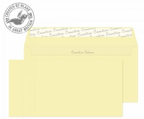 253 Blake Creative Colour Clotted Cream Peel & Seal Wallet 114X229mm 120Gm2 Pack 500 Code 253 3P- 253