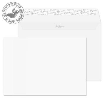 31454 Blake Premium Business Ice White Wove Peel & Seal Wallet 162X229mm 120Gm2 Pack 25 Code 31454 3P- 31454