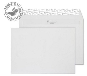 35454 Blake Premium Business High White Wove Peel & Seal Wallet 162X229mm 120Gm2 Pack 25 Code 35454 3P- 35454
