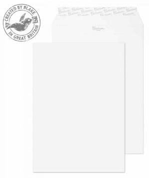 31653 Blake Premium Business Ice White Wove Peel & Seal Pocket 324X229mm 120Gm2 Pack 20 Code 31653 3P- 31653
