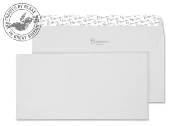 35255 Blake Premium Business High White Wove Peel & Seal Wallet 110X220mm 120Gm2 Pack 50 Code 35255 3P- 35255