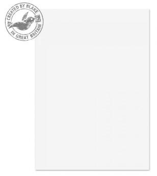 31676 Blake Premium Business Ice White Wove Paper 210X297mm 120Gm2 Pack 50 Code 31676 3P- 31676