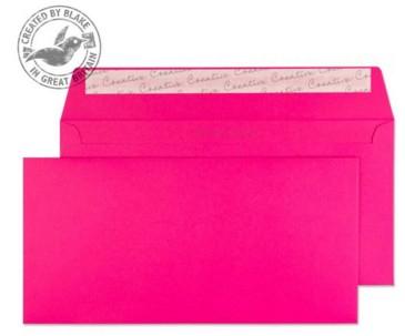25242 Blake Creative Colour Shocking Pink Peel & Seal Wallet 114X229mm 120Gm2 Pack 25 Code 25242 3P- 25242