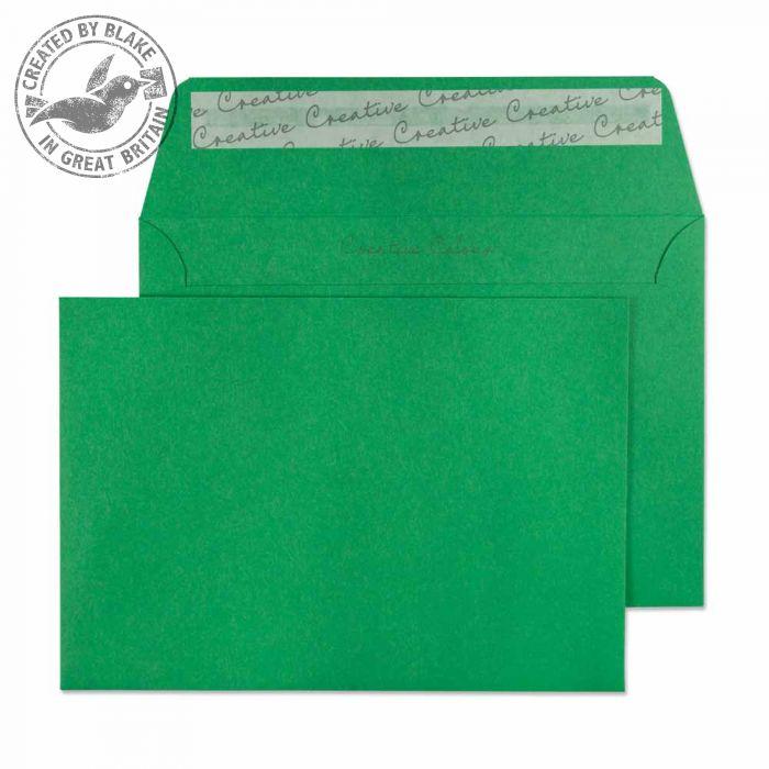 108 Blake Creative Colour Avocado Green Peel & Seal Wallet 114X162mm 120Gm2 Pack 500 Code 108 3P- 108