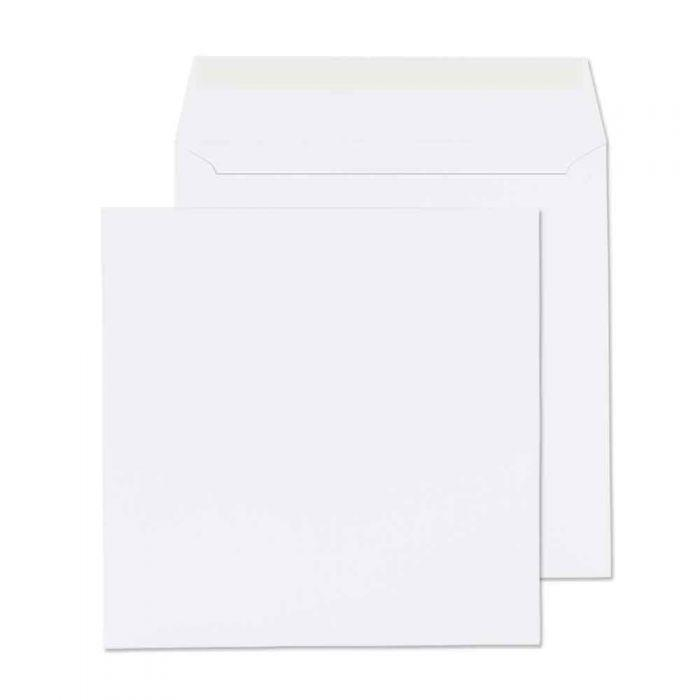 0165SQ Blake Purely Everyday White Gummed Square Wallet 165X165mm 100Gm2 Pack 500 Code 0165Sq 3P- 0165SQ