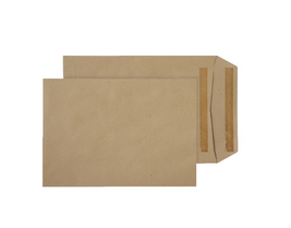 14899 Blake Purely Everyday Manilla Self Seal Pocket 229X162mm 115Gm2 Pack 500 Code 14899 3P- 14899