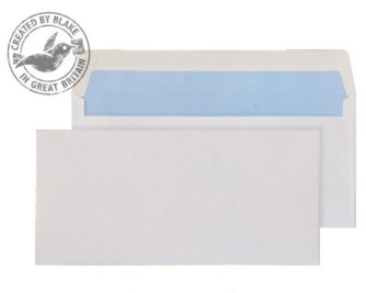 2550 Blake Purely Everyday White Gummed Wallet 89X152mm 80Gm2 Pack 1000 Code 2550 3P- 2550