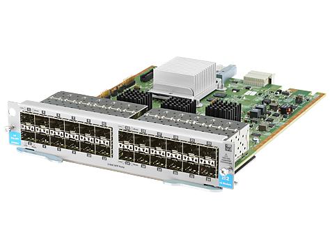 Hewlett Packard Enterprise Hpe - Expansion Module - Gigabit Sfp X 24 - For Hpe Aruba 5406r Zl2  5406r-44g-poe+/2sfp+ V2  5406r-44g-poe+/4sfp V2  5406r-8xgt/8sfp+ V2 J9988a - xep01
