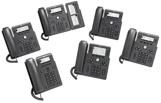 Cisco - Ip Telephony             Cisco 6821 Phone                    For Mpp Systems                  In Cp-6821-3pcc-k9=