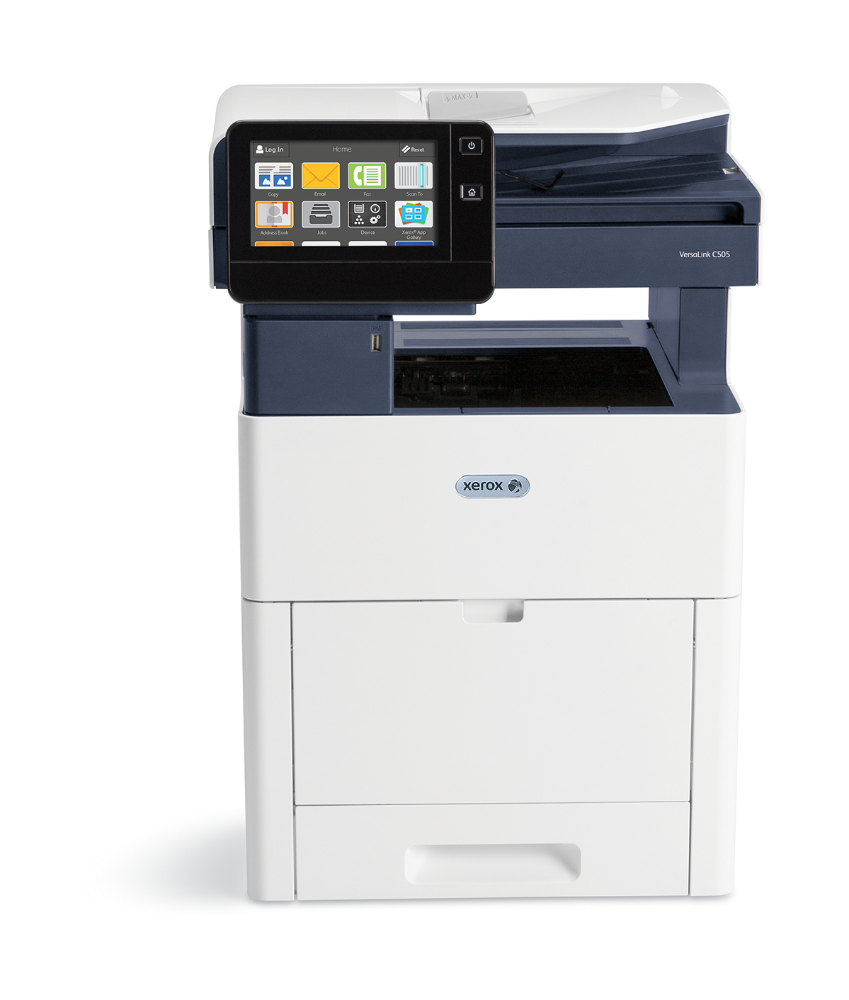 Xerox VersaLink C505 X  Printer/Copier/MFP/Scanner/Fax- Colour - Laser - A4/Legal - 1200 X 2400 Dpi - Up To 45 Ppm (mono) / Up To 45 Ppm (colour) - Capacity: 700 Sheets. Up To 120,000 Images/ - C2000