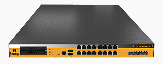 Lm-x15 kemp technologies Loadmaster Appliance 15gbps - NA01