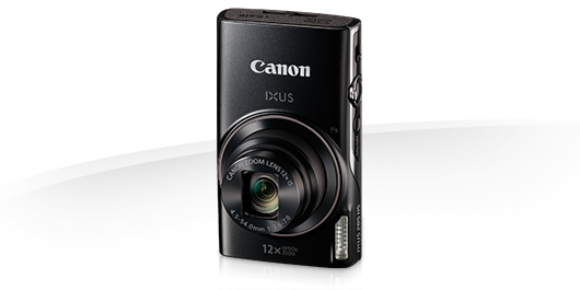 Canon - Dsc Camera               Ixus 285 Hs Black                                                    In 1076c007