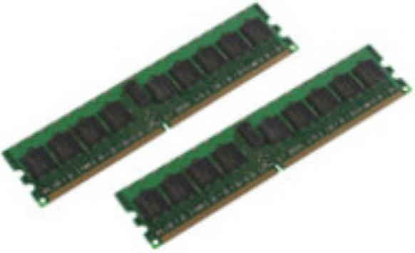MicroMemory 8GB KIT DDR2 667MHZ ECC/REG KIT OF 2x 4GB DIMM MMH0046/8GB - eet01