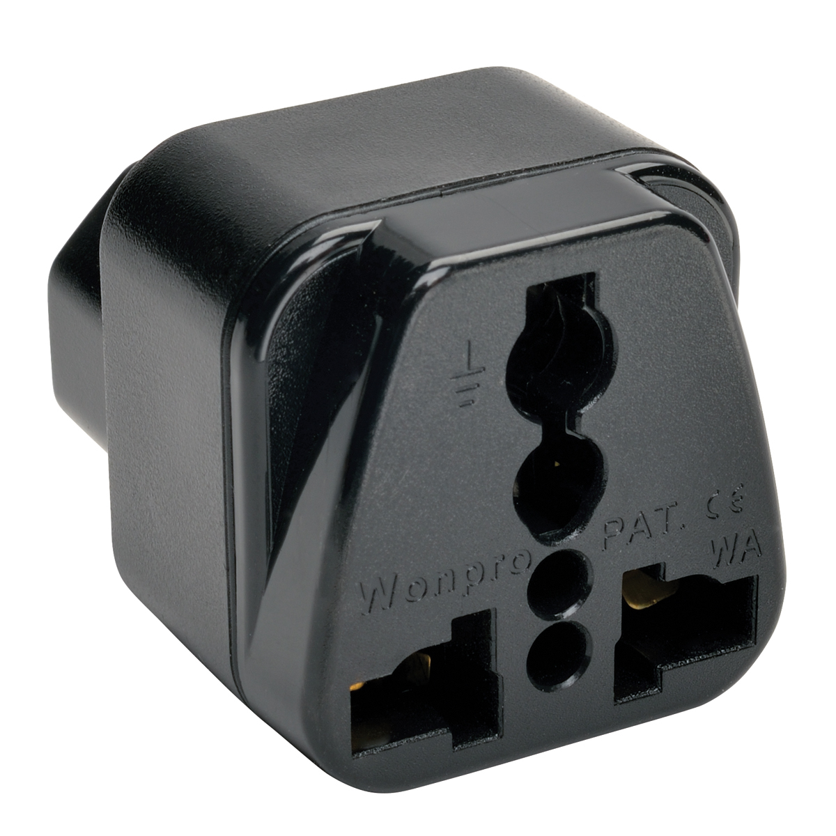 Tripplite - Other Products       International Power Plug            Adapter                             Uniplugint