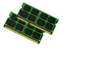 MicroMemory 4GB KIT DDR3 1066MHZ SO-DIMM KIT OF 2x 2GB SO-DIMM MMA8213/4GB - eet01