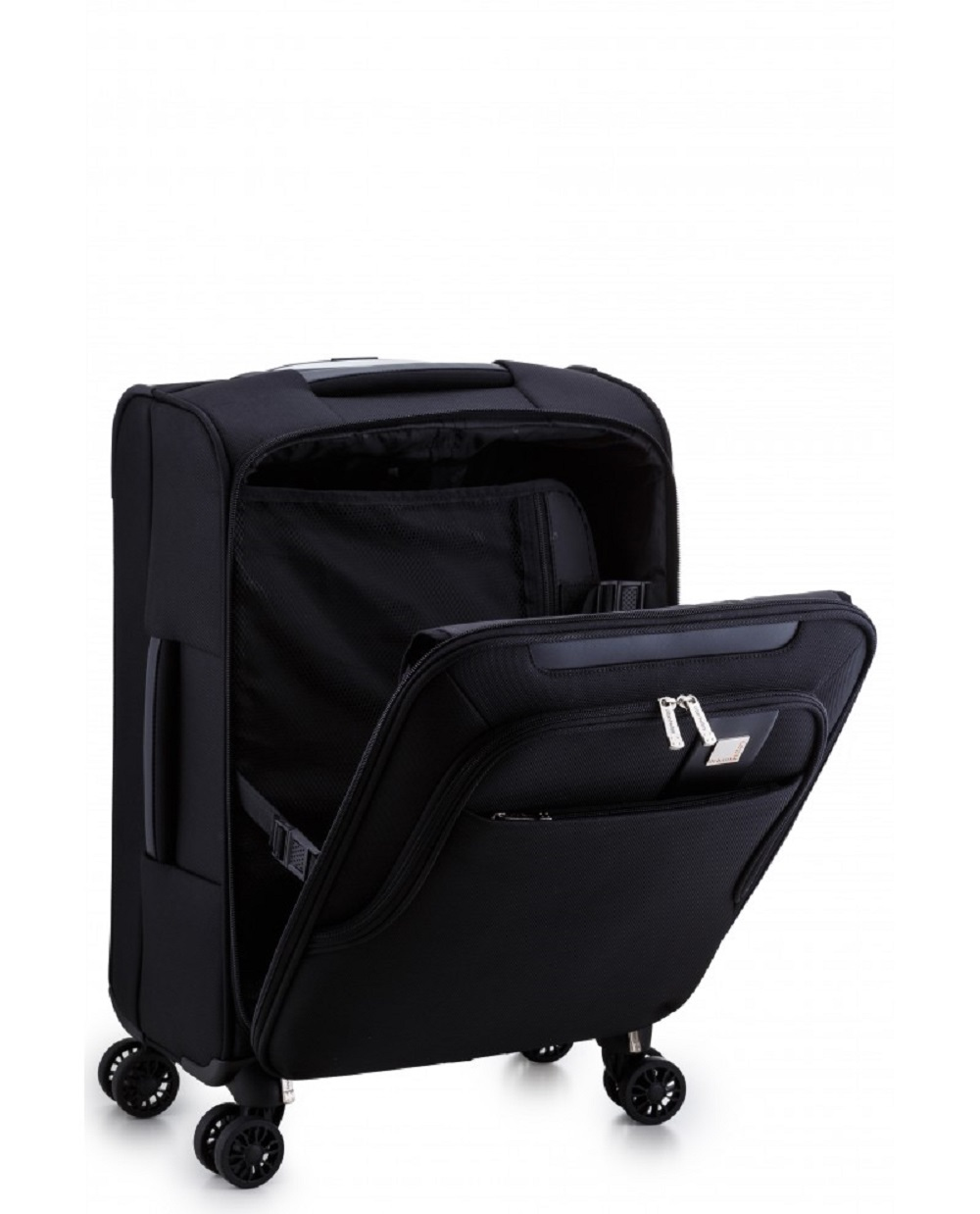 Urban Factory - Accessories      City Classic Laptop Trolley         15.6in Black                        Ctt01uf-v3