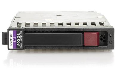 """Hewlett Packard Enterprise Hpe Dual Port Enterprise - Hard Drive - 600 Gb - Hot-swap - 2.5"""" Sff - Sas 6gb/s - 10000 Rpm 581286-b21 - xep01"""