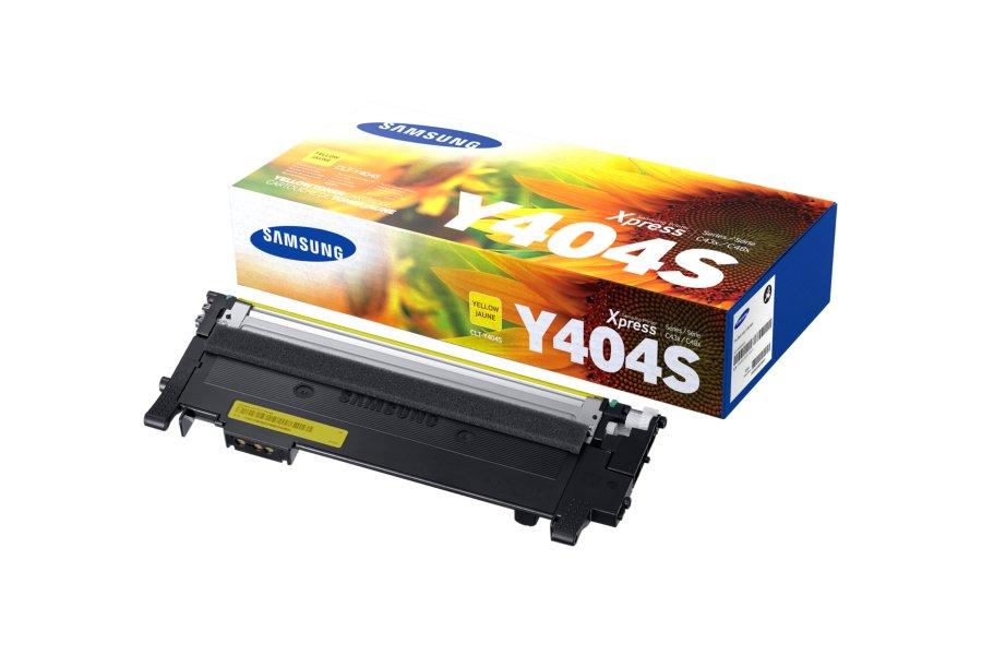 Samsung Toner Yellow Pages 1.000 CLT-Y404S/ELS - eet01