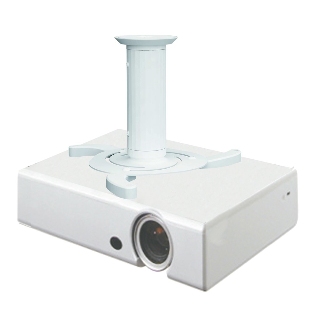 Beamer-c80white newstar Projector Ceiling Mount 8-15cm - NA01