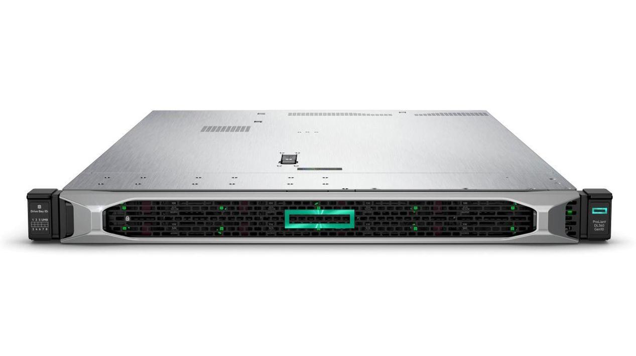 Hewlett Packard Enterprise Hpe Proliant Dl360 Gen10 Smb Network Choice - Rack-mountable - Xeon 4208 2.1 Ghz - 16 Gb P19774-b21 - xep01
