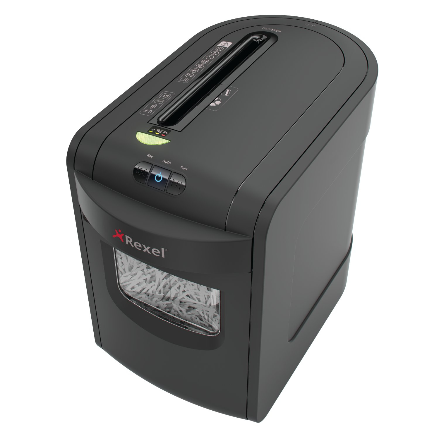 acco Rexel Mercury Res1523 Shredder Black Dd 2105015 - AD01