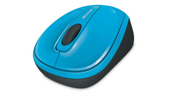 #wireless Mouse 3500 Blue Gmf-00271 - WC01