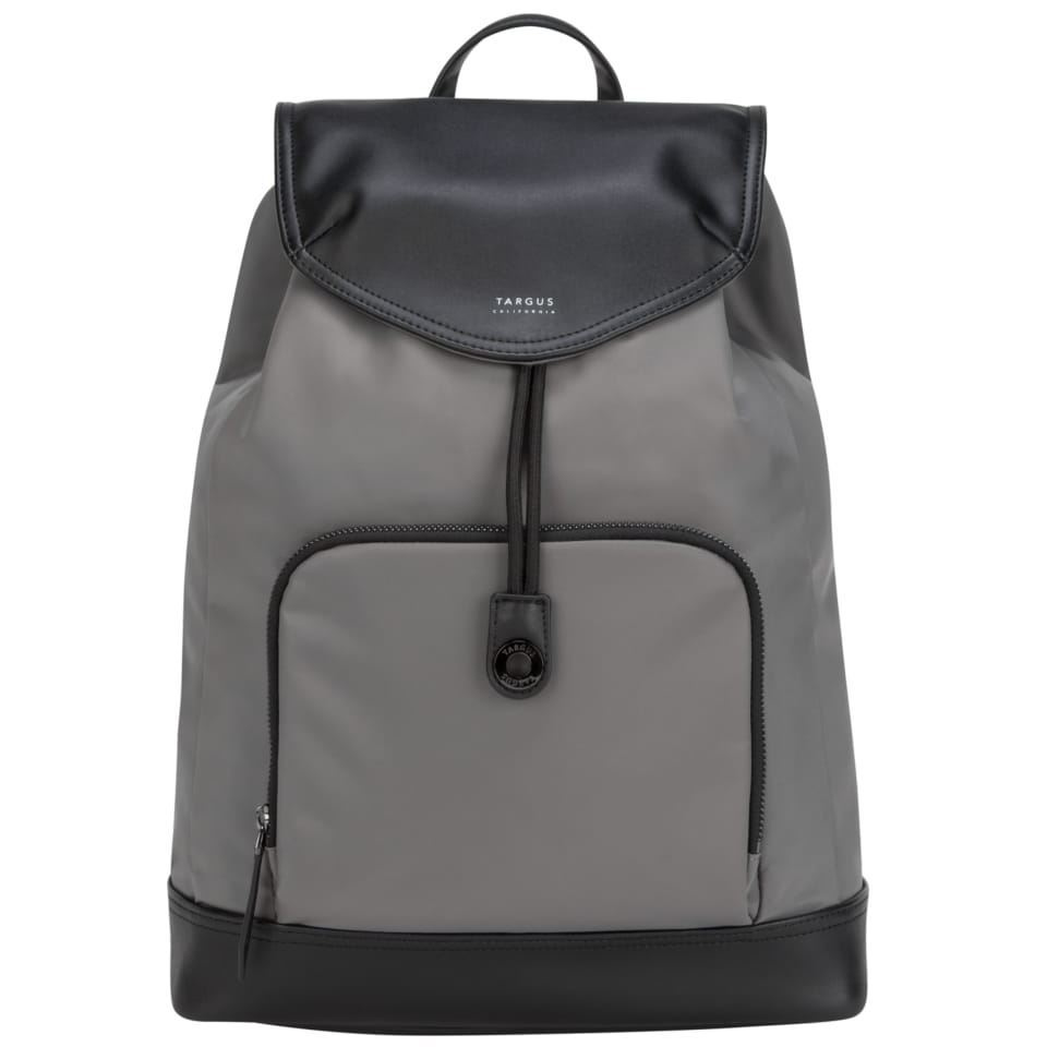 15in Newport Drawstring Bp Grey Tsb96404gl - WC01
