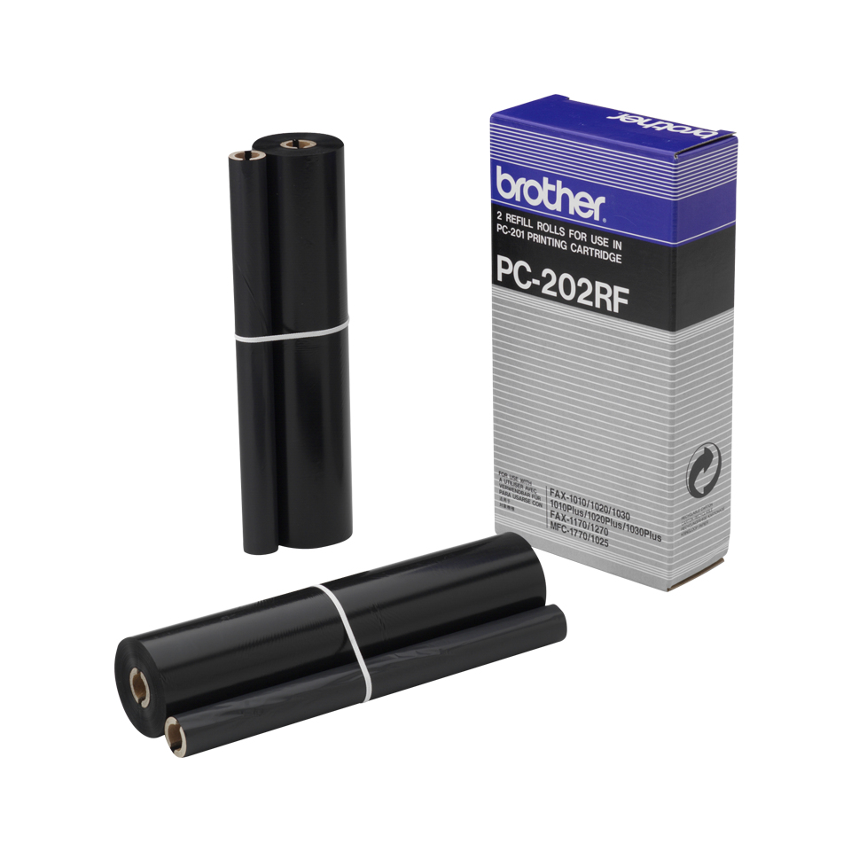 Bropc-202rf    Brother Pc202rf Twin Pack      Refill                                                       - UF01