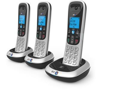 Bt86903        Bt 2200 Dect Trio Callblocker  Home Phone                                                   - UF01