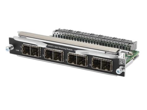 Hewlett Packard Enterprise Aruba 3810m 4-port Stacking Module - Jl084a - xep01