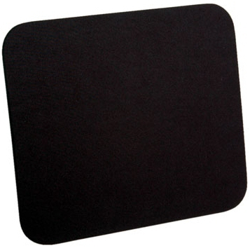 18.01.2040 ROLINE Mouse Pad. Cloth. Black  Factory Sealed