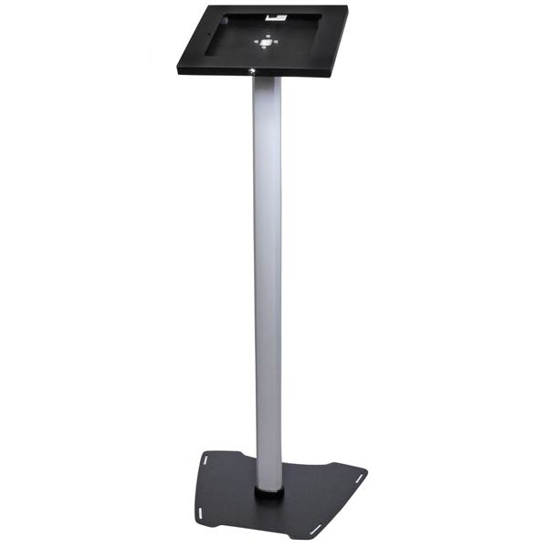 Startech - Server Management     Locking Floor Stand For 9.7in       Ipad Tablets - Steel And Aluminum   Stndtblt1fs