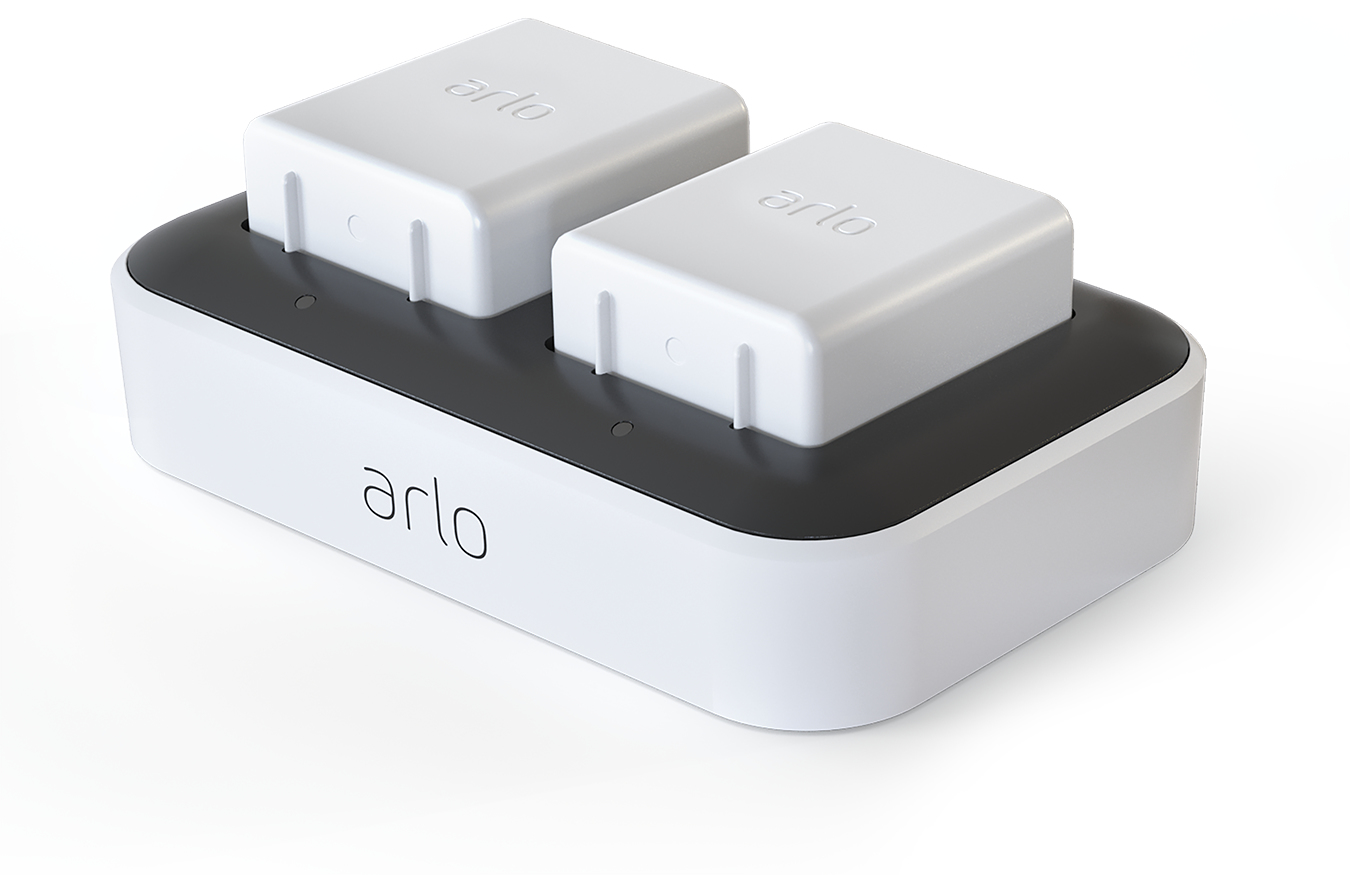 Arlo Ultra Dual Charging Station - Battery Charger - Europe - For Ultra VMA5400C-100EUS - C2000