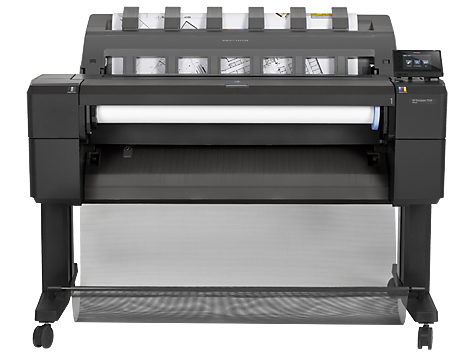 "CR355A HP DesignJet T920PS A0 36"" CAD Wide Format ePrinter Plotter & Stacker - Refurbished"