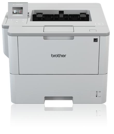 brother HL-L6400dw A4 Mono Laser Printer HLL6400DWZU1 - MW01