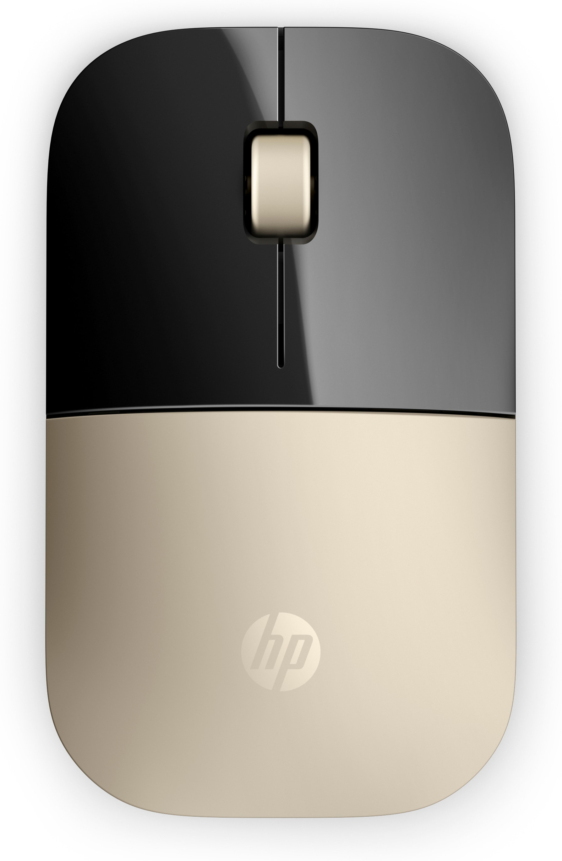 HP Z3700 Gold Wireless Mouse **New Retail** X7Q43AA#ABB - eet01