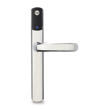 Yale Conexis L1 - Door Lock - Electronic - Smart Lock - Bluetooth - Polished Chrome SD-L1000-CH - C2000